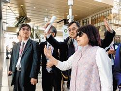 打造新都心 黃敏惠參訪大阪車站