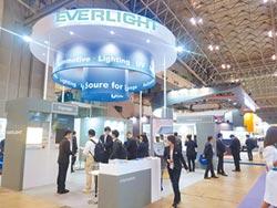 億光日本電子展展出新款智能車用產品