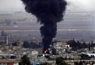 倉促撤離 美F15自炸敘境打擊IS總部