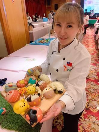 美容美髮專家挑戰廚藝賽  劉姵均獲2銀1銅