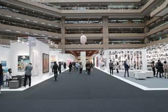 台北藝博開幕迎大禮 期望成亞洲藝術重鎮
