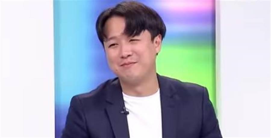 国民党新生代次团「草协联盟」发起人李正皓。(图/翻摄自YouTube)