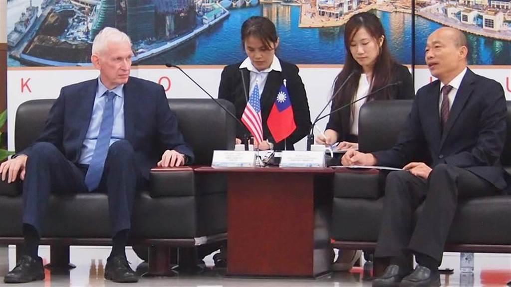 韓總捷報》取消訪美  韓國瑜留台全力拚選舉