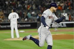 MLB》田中神話破滅 太空人雙轟聽牌