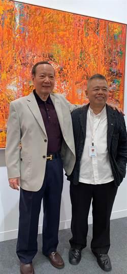 2019台北國際藝術博覽會登場 大師級作品雲集