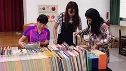 竹南鎮公所鼓勵民眾閱讀舉辦好書交換活動