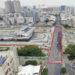 85期重劃區道路打通 帶動鳳山火車站生活圈發展