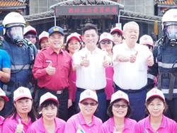 鄭宏輝支持義消捍衛權益 提出3大主張