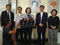 韓國瑜請假又銷假  蔡英文:自己是國政優先