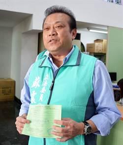 發言被解讀成威脅 綠委蘇震清發聲明稿致歉