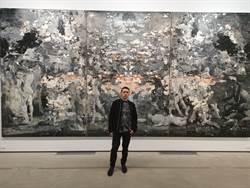 《食人之道》個展 從破壞再生 反思藝術輝煌