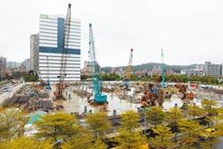 裕隆城住宅區喊停 商場拚2024年第一季開幕