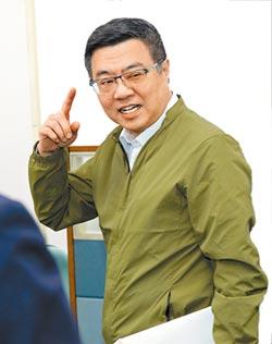 蘇震清嗆 未列前10必參選到底