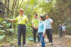 八卦山1號步道 串聯農牧觀光產業