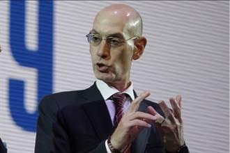 陸要求開除火箭隊總管  NBA總裁送三字回應