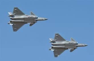 陸殲20空軍日亮相 側彈倉新設計超越F22