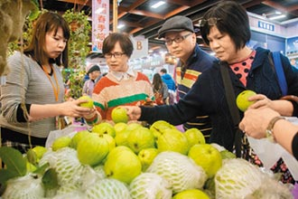 亞洲第一 台灣番石榴銷美