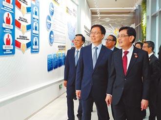 中星下一代領導人 重慶首會面