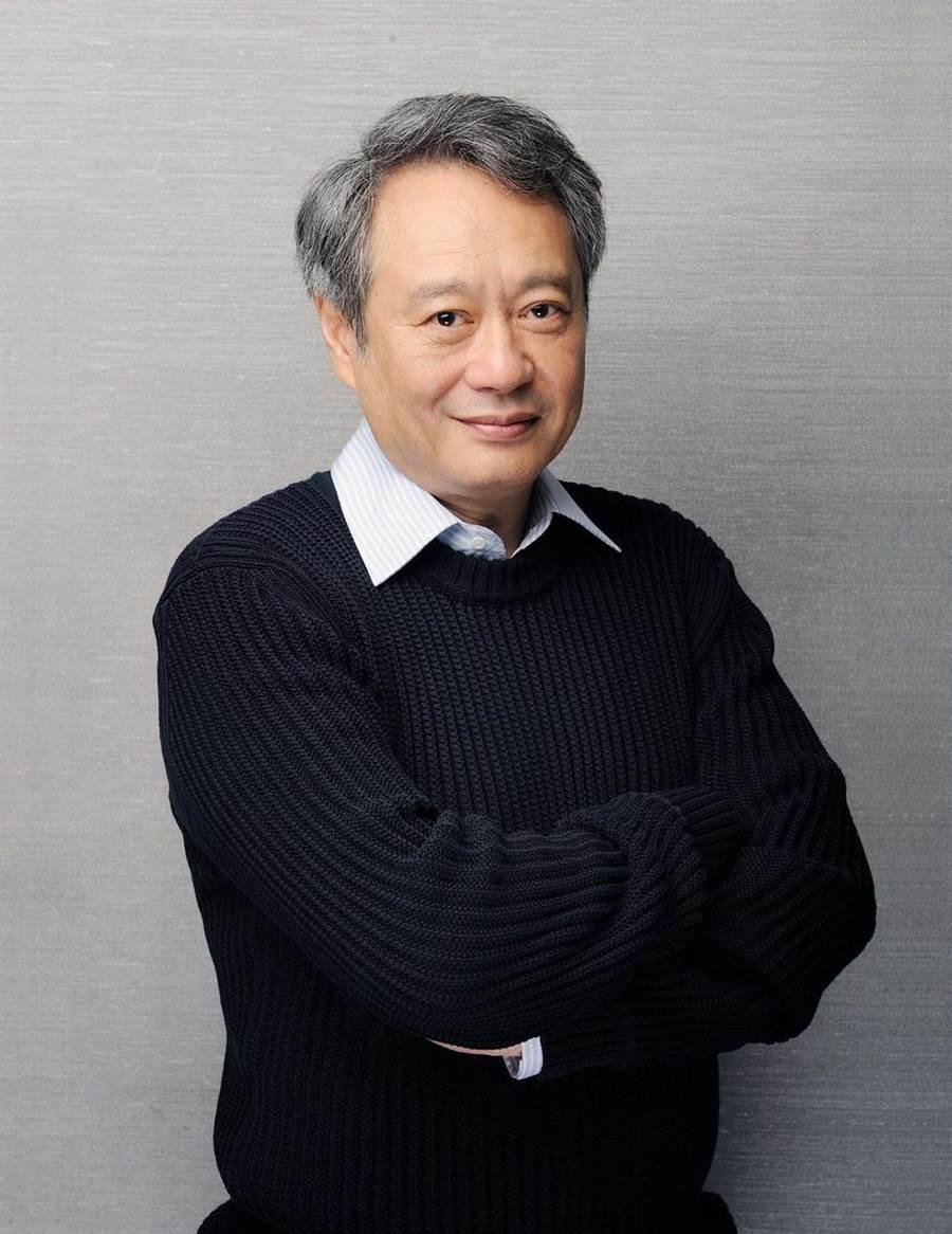 李安返台灣為新片《雙子殺手》進行宣傳。(金馬提供)