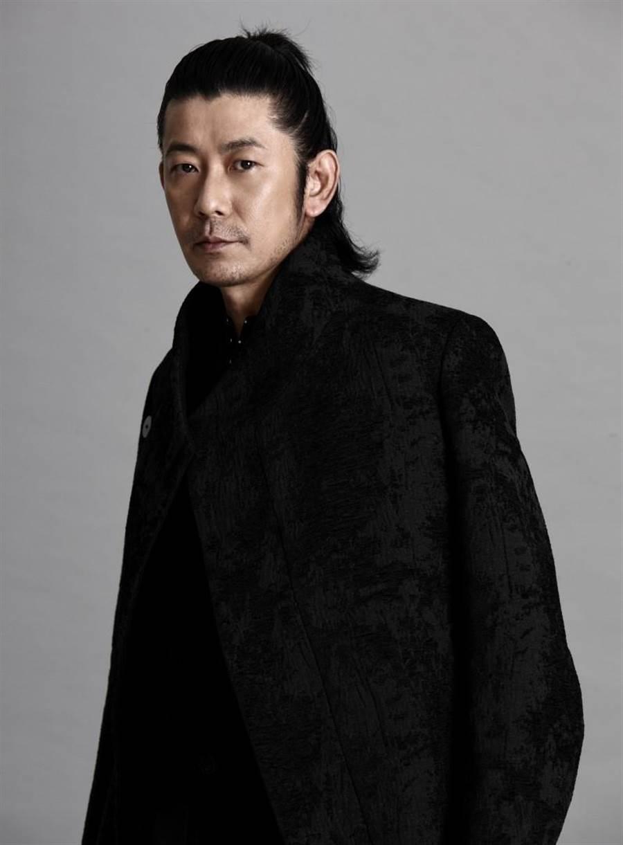 永瀨正敏不但是金馬電影大師課師資,也擔任本屆金馬獎決選評審。(金馬提供)
