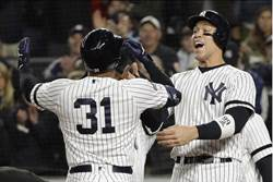 MLB》打敗宿敵韋藍德 洋基延命成功
