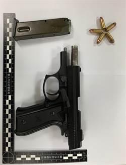 治安熱點加強巡邏查緝  員警屢「撿到槍」獲成效