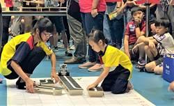 勞動部機器人賽 偏鄉8歲女童來挑戰