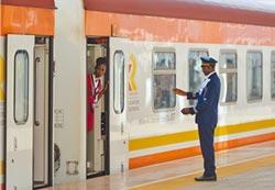 陸承建非洲版高鐵通車 日擬搶單