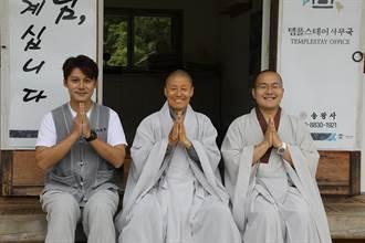 旅遊台主持人廖科溢打禪 領略佛系人生
