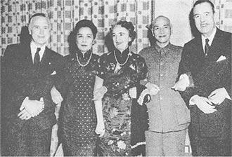 兩岸史話-蔣經國崛起 母子權力較勁