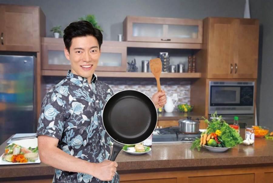 圖為華裔美籍廚師王凱傑(Jason Wang)。(圖/亞洲旅遊台提供)