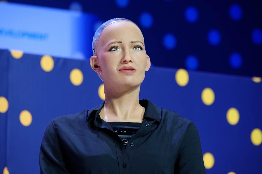 科技公司Geomiq正在高價徵求親切友善的臉,以打造人型機器人原型。(達志影像/Shutterstock)