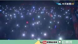 看到韓國瑜台南造勢這場景 港媒:韓流回來了