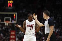 NBA》毒瘤!熱火無限期禁賽威特斯