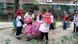 後備軍人動員 協助板橋公所清潔防疫