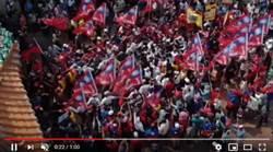 韓國瑜深入綠票倉空拍影片 網友看完吃了一驚