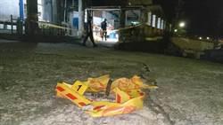 切割鐵管爆裂?宜蘭老翁遭炸爆頭身亡血肉模糊