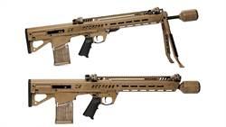 通用NGSW未來步槍 採犢牛設計