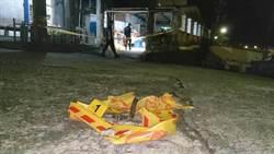宜蘭老翁鋸管爆頭慘死 證實疑來自軍方未爆彈