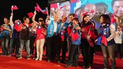 韓台南被蛋襲後街頭民調 韓國瑜得票數網喊:號外!
