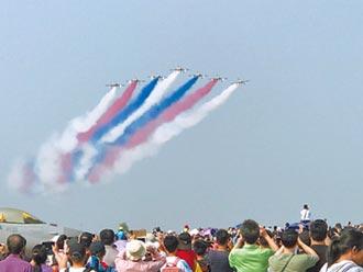 等6年 台南空軍基地再開放