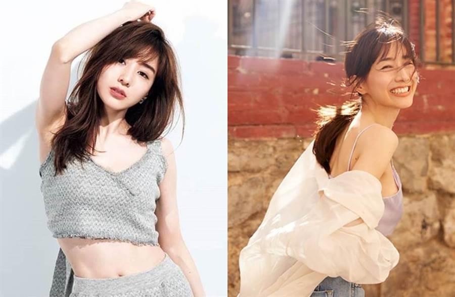 田中美奈實外型甜美、身材火辣。(圖/翻攝自IG)