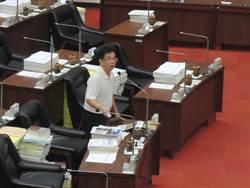 高雄巿代燒外縣巿垃圾占1/4  巿議員要求減量