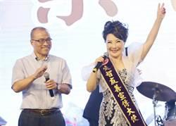 葉匡時出席失智演唱餐會 楊燕與口語重症患者合唱