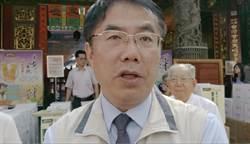 韓遭蛋襲 黃偉哲稱勿與政治混談 謝龍介這樣說
