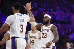 NBA》詹皇:開幕戰就像開學第一天