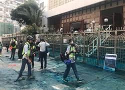 林鄭到訪清真寺 穆斯林團體:警方政府有真誠致歉
