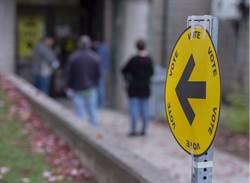 加拿大國會大選開始投票