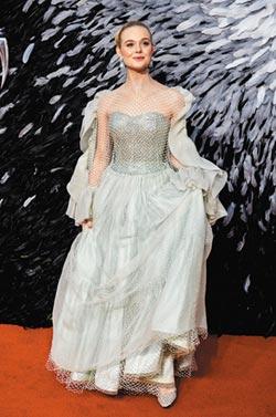 艾兒芬妮 紗裙禮服飄仙氣