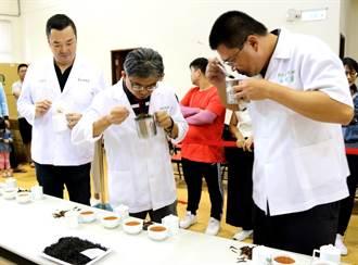 東邦紅茶7年級生郭翰元 勇奪台茶18號特等茶王